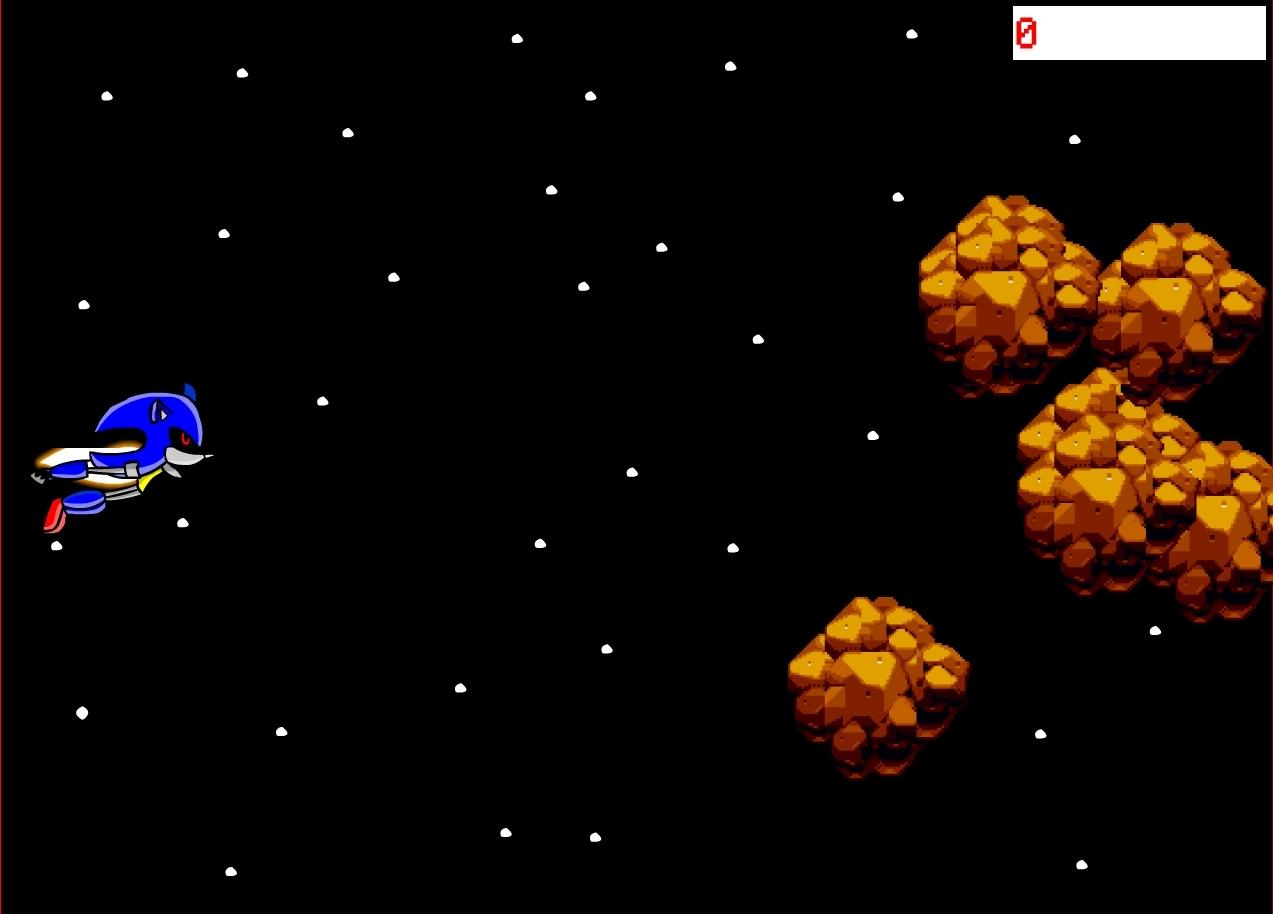 Jeu sonic dans l espace gratuit en ligne - Sonic gratuit ...