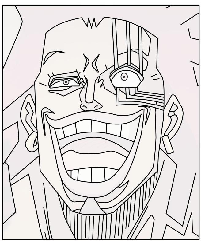 Coloriage One Piece Mad Treasure A Imprimer Et Colorier