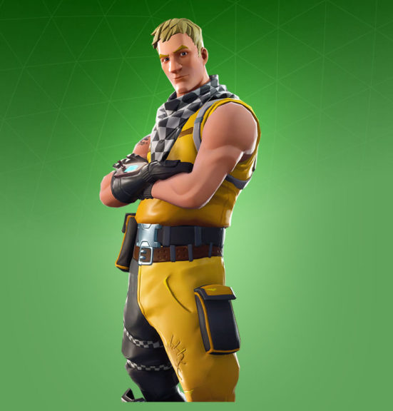 Fortnite skin de base