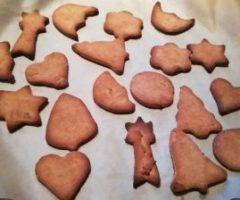 Biscuits fleur oranger