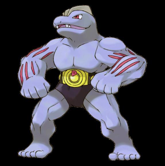 Machopeur Pokemon