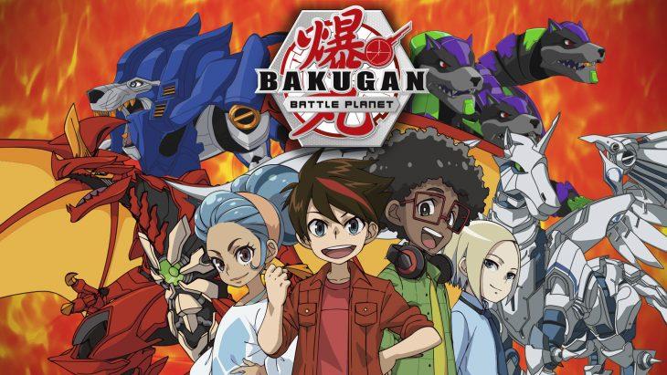 Bakugan dessin anime